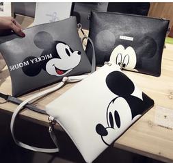 US stock fashion Mickey Mouse animation small crossbody hand