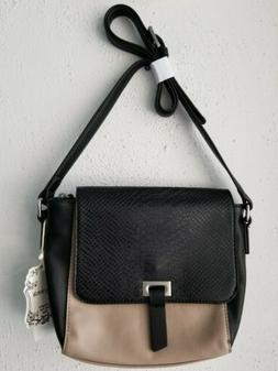 Alyssa  Vegan Leather  Lead Free Shoulder Crossbody Bag Hand
