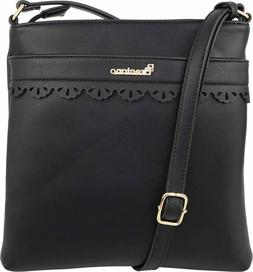 vegan medium crossbody handbag purse