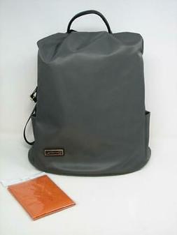Pincnel Woman Backpack Purse Gray Waterproof Antitheft Light