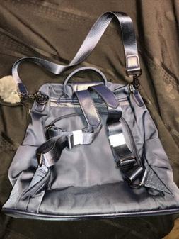 Pincnel Woman Or Man Backpack Purse Blue Lightweight NEW