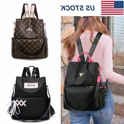 Women Backpack Anti-theft Daypack Lightweight Fashion School