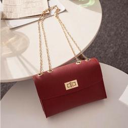 Women Bag Chain Messenger Bag Mini Small Crossbody Bag Purse