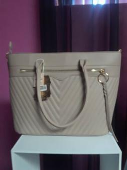 Women Beige Handbag New