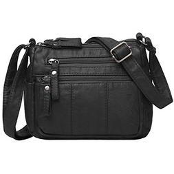 women cross body bags pocketbooks soft leather