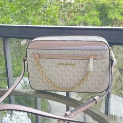 Michael Kors Women Crossbody Chain Bag Handbag Messenger Sho