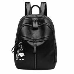Women Girls Lady Backpack Rucksack Travel Shoulder College S
