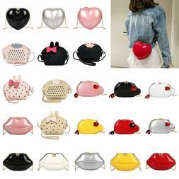 Women Girls Messenger Handbag Shoulder Crossbody Bag Totes C
