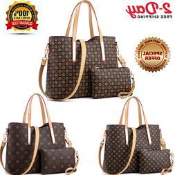 Women Handbag Shoulder Bags Tote Purse Genuine Leather water