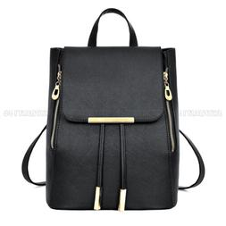 Women Lady Leather Backpack Handbag Girls Shoulder Travel Sc