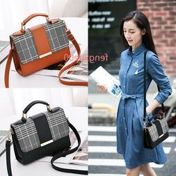 Women PU Leather Backpack Bag Cute Fashion Purse Cross Shoul