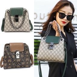 Women Purses Shoulder Crossbody Bag Handbag Small Square Sat