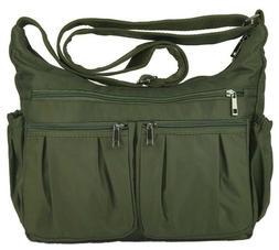Volganik Rock Women's Crossbody Bag Waterproof Shoulder Purs