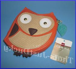 WOMEN'S  / Girl's /  TEEN'S Mundi  OWL Pocket  Pet Change /