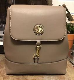 "Women's Grey ANNE KLEIN ""Off The Grid"" Backpack/Purse W/"