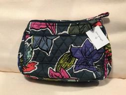 Vera Bradley Women's Little Crossbody Falling Flowers Crossb
