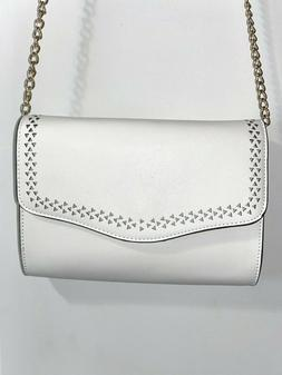 women s purse crossbody bag white leather