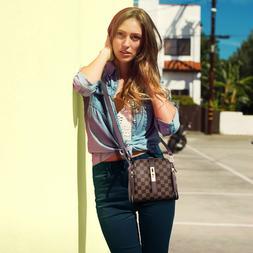 women shoulder bag handbags pu leather crossbody
