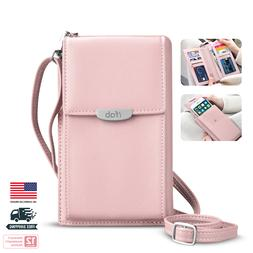 women small crossbody bag cell phone purse