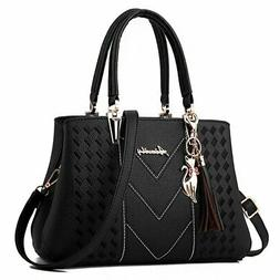 Womens Fashionable Purse Shoulder Handbag Ladies Designer Sa