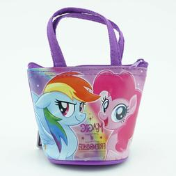 My Little Pony Zipper Coin Wallet for Toddler Girls Magic of